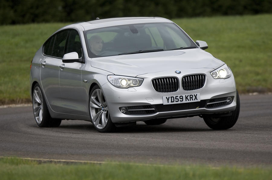 "BMW: 5 GT sales ""disappointing"""