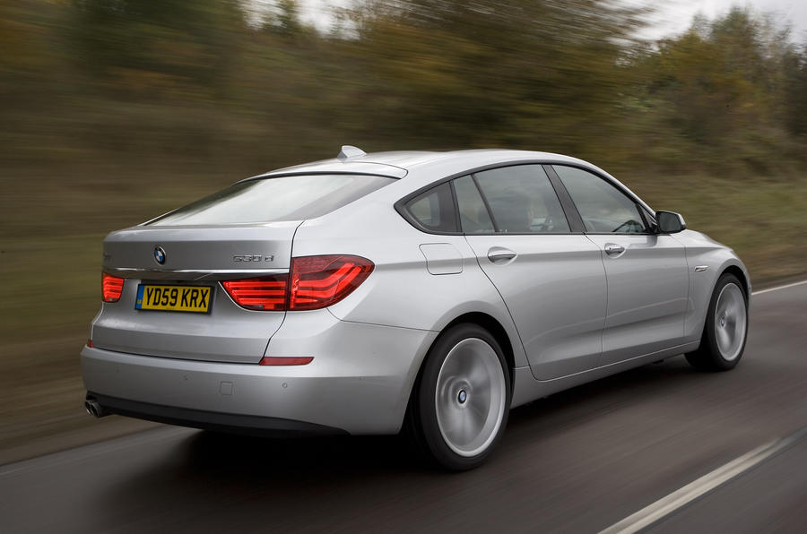 """BMW: 5 GT sales """"disappointing"""""""