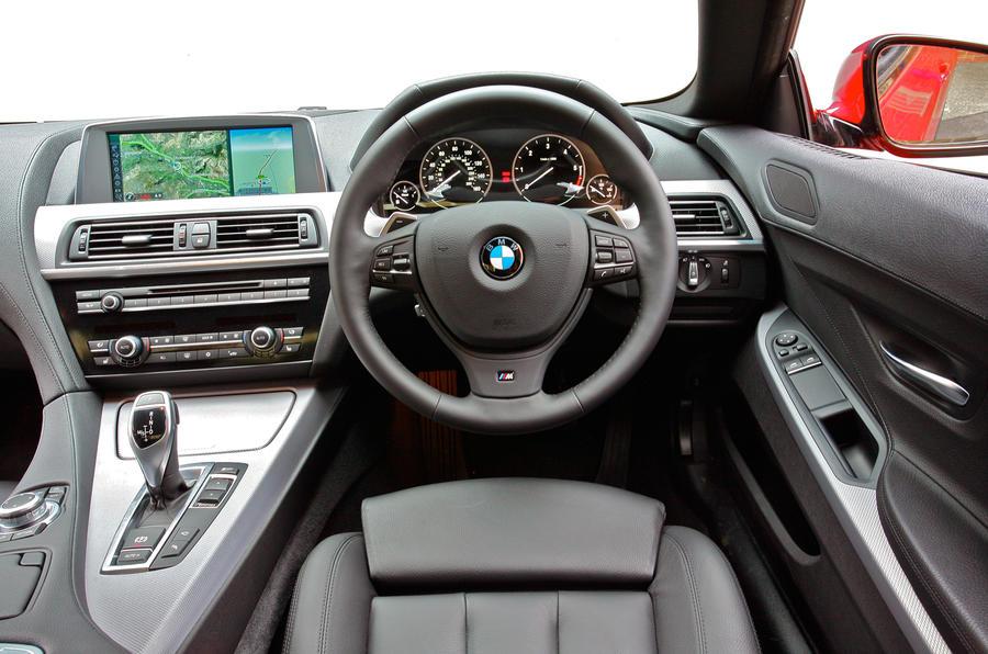 BMW 6 Series Interior