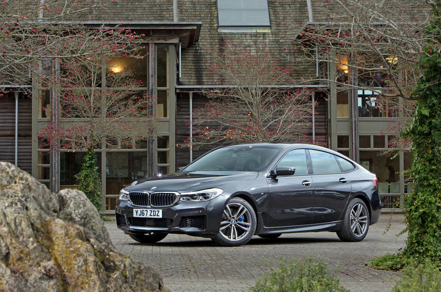 3.5 star BMW 6 Series Gran Turismo