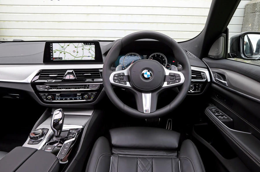 bmw 6 series gt verdict autocar. Black Bedroom Furniture Sets. Home Design Ideas
