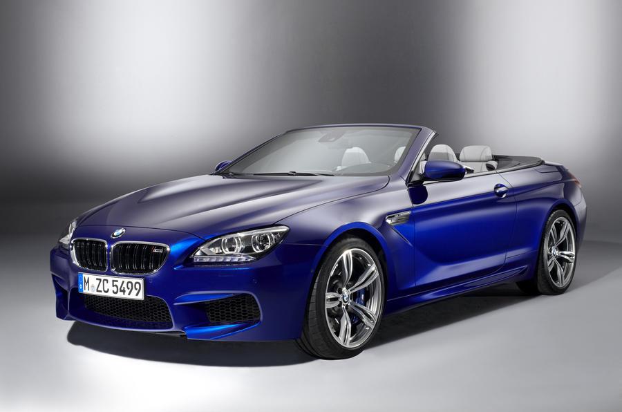 Geneva show 2012: New BMW M6