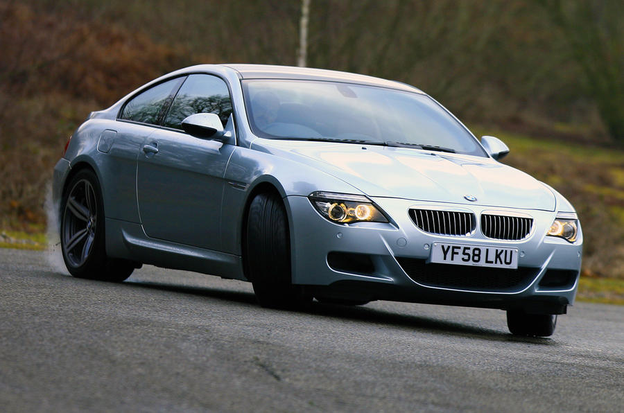 BMW M6 CSL 'didn't make sense'