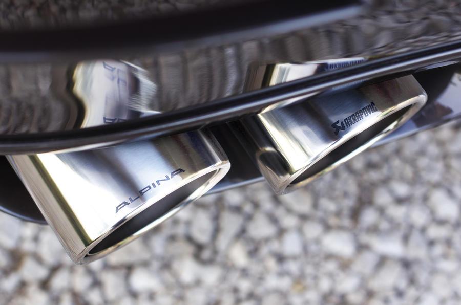 Frankfurt: Alpina B6 Bi-Turbo cabrio