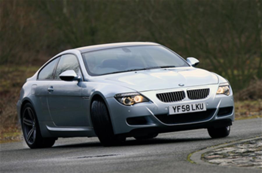 BMW M6 production ends
