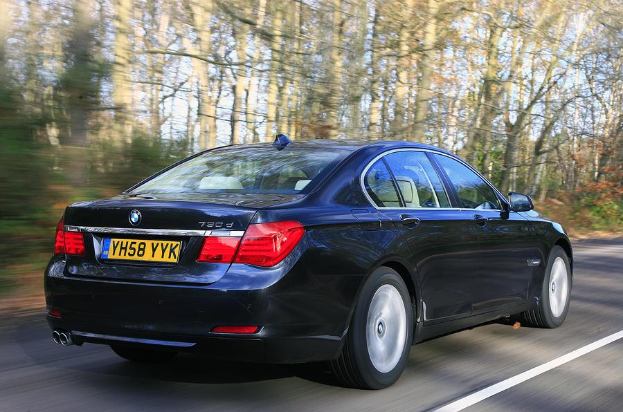Turbo Diesel Register >> BMW 7 Series 2008-2015 performance | Autocar