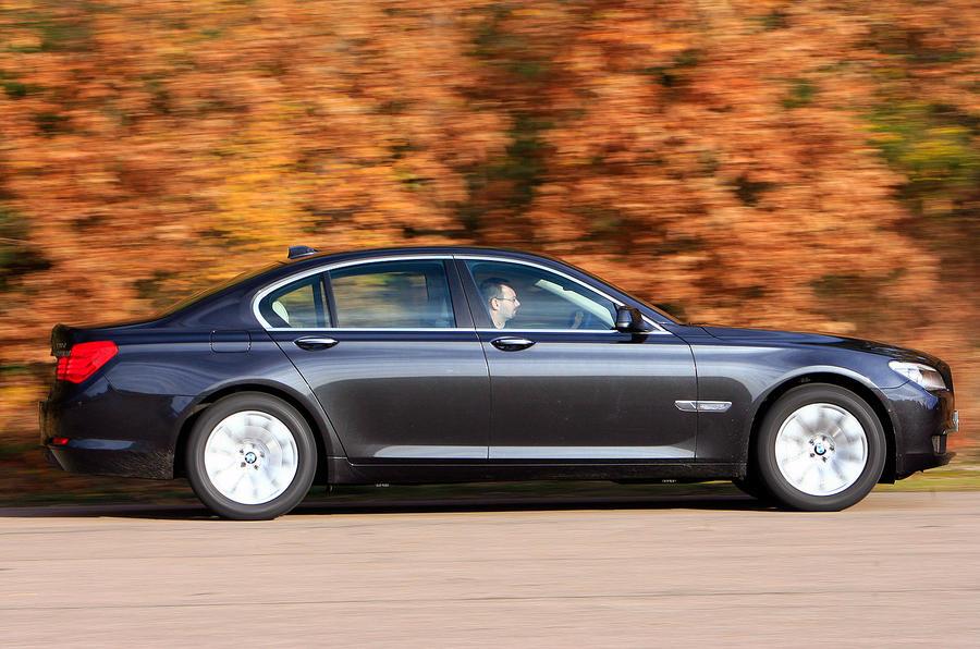 Auto Tune Up Cost >> BMW 7 Series 2008-2015 interior | Autocar
