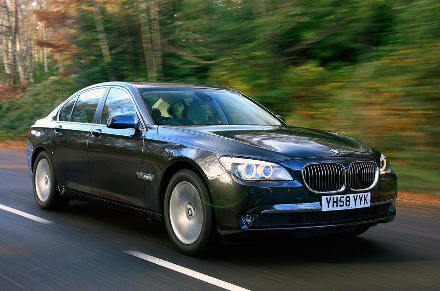 BMW 7 Series ...