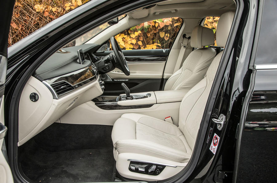 Wonderful ... BMW 7 Series Front Seats ...