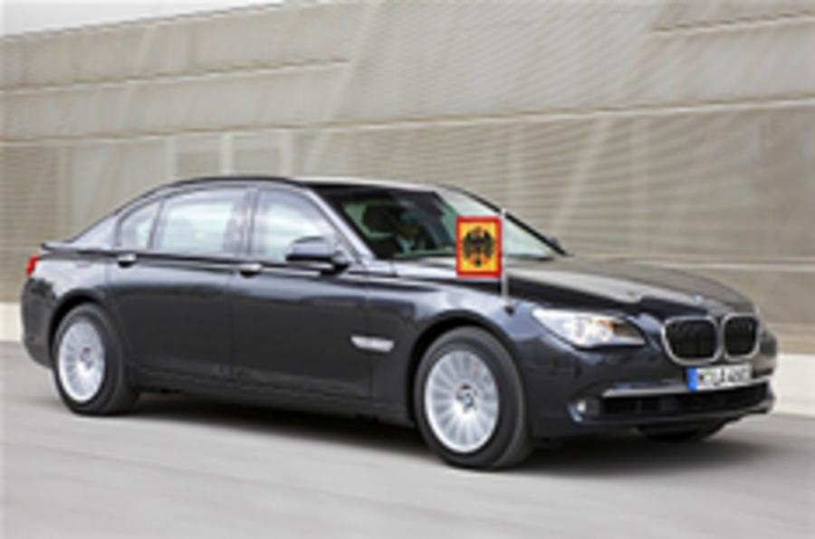 Armoured BMW 7-series