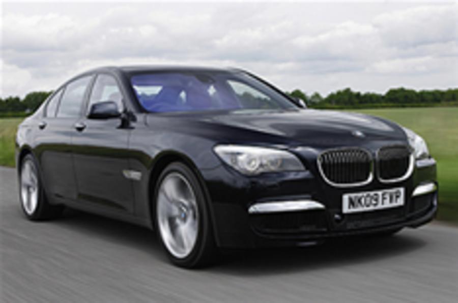 BMW 7-Series M Sport details