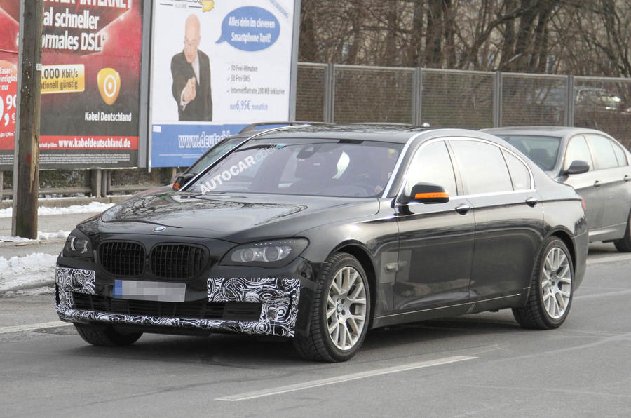 Next BMW 7-series to use carbonfibre