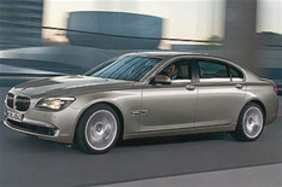 BMW 7-Series pics leaked