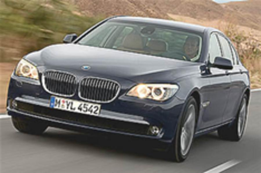 BMW's new 7-Series in detail