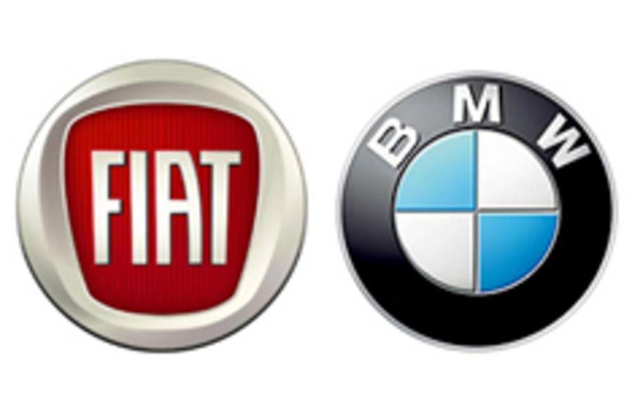 BMW and Fiat confirm alliance