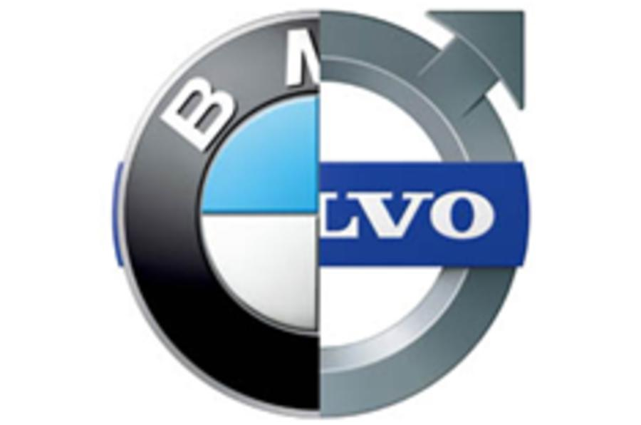 BMW: we'd like to buy Volvo