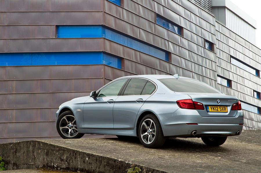 3 star BMW ActiveHybrid 5