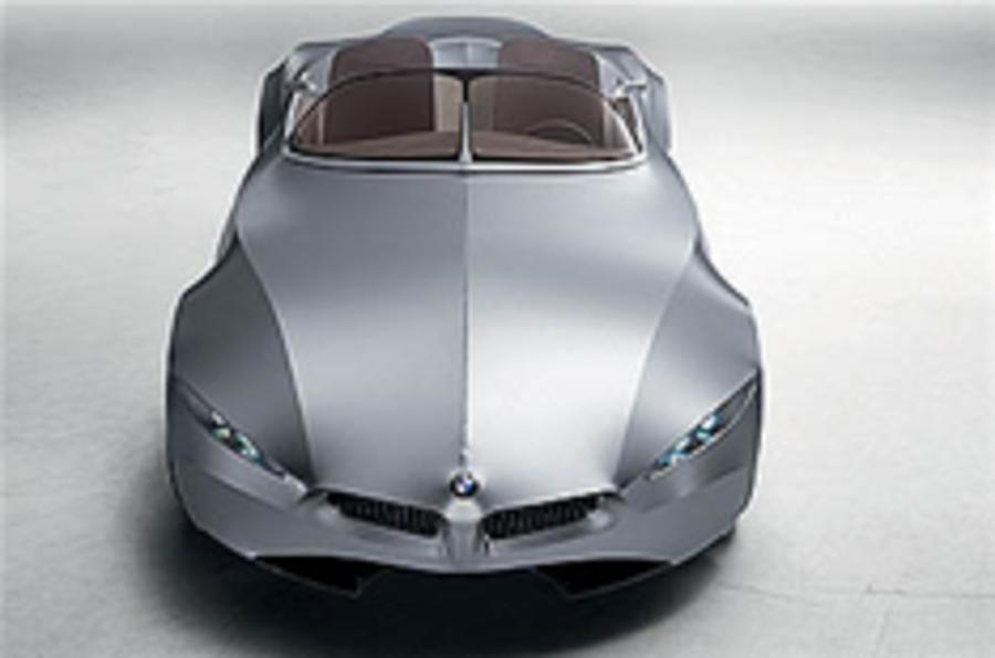 BMW GINA concept: the full details