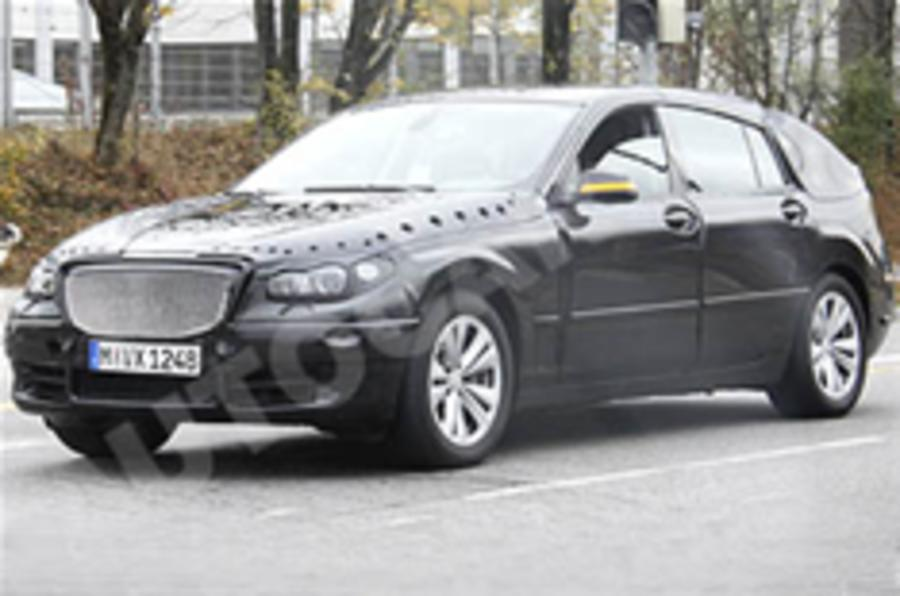 Spied: BMW's MPV