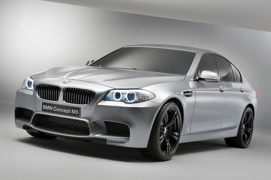 Shanghai motor show: BMW M5