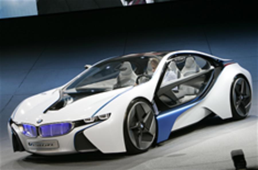 Frankfurt motor show on video