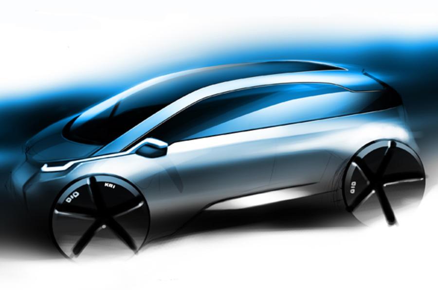 Radical Megacity to shape future BMWs