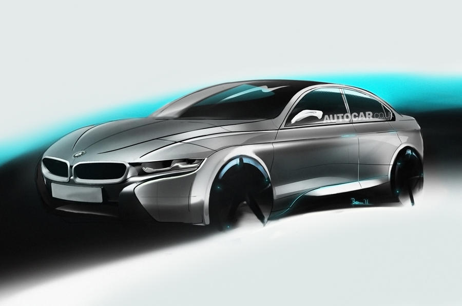 BMW's seventh-gen 3-series uncovered