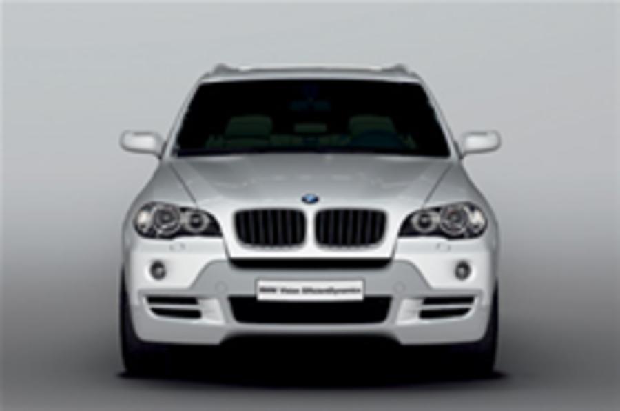BMW X5 goes hybrid