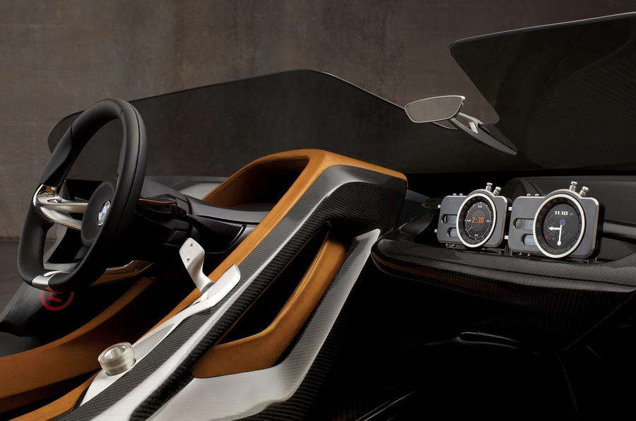 BMW 328 Hommage revealed