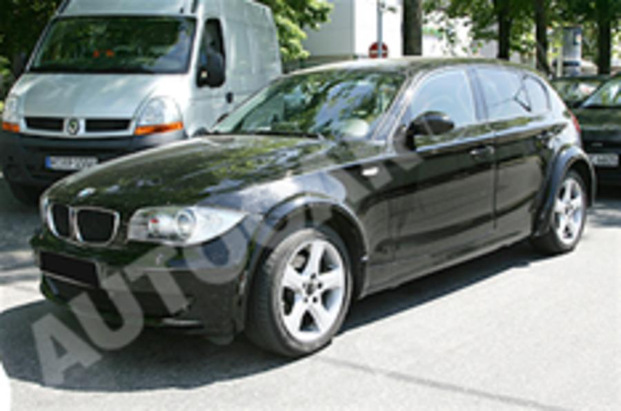 Scoop: New BMW 1-series