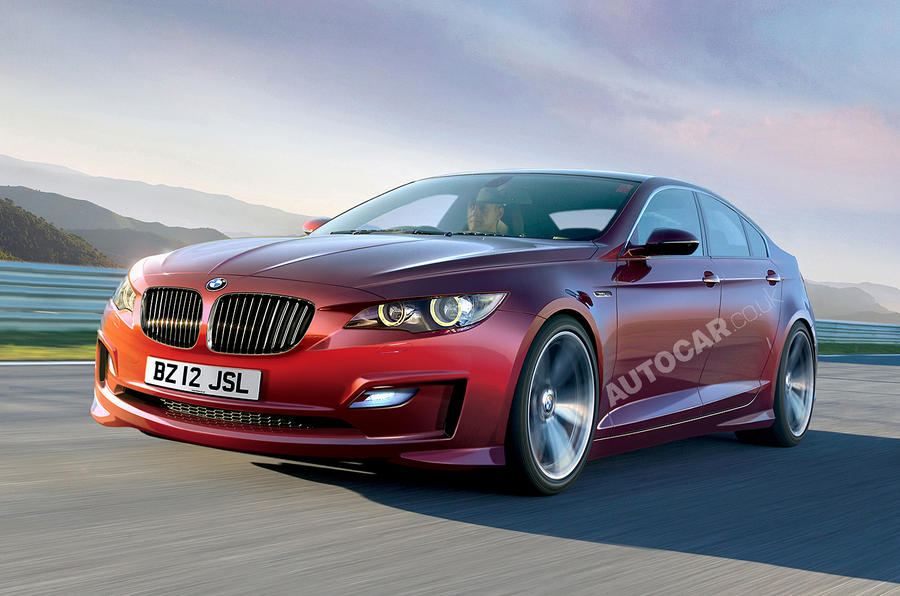 Inside BMW's future 3-series