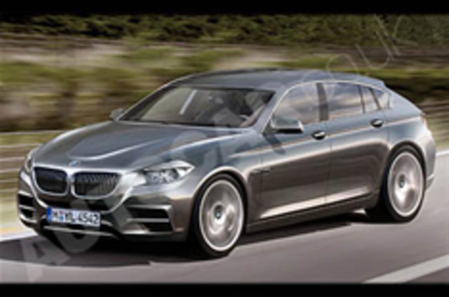 BMW 5-series hatch confirmed