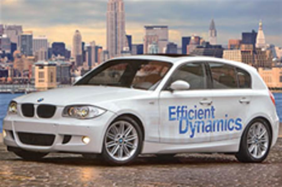 BMW: being green isn't enough