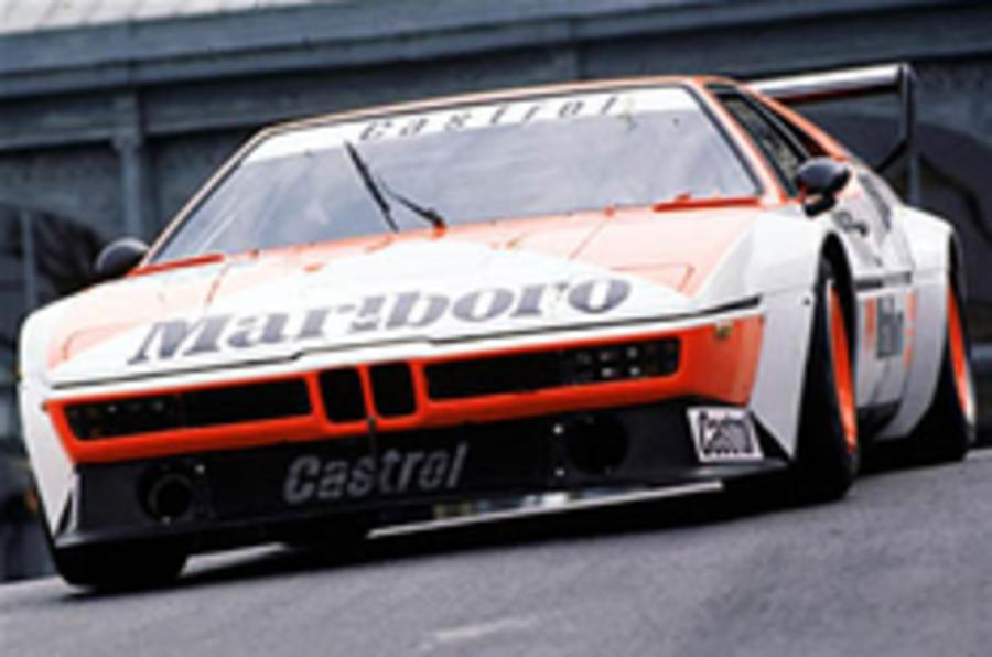 BMW revives M1 Procar series