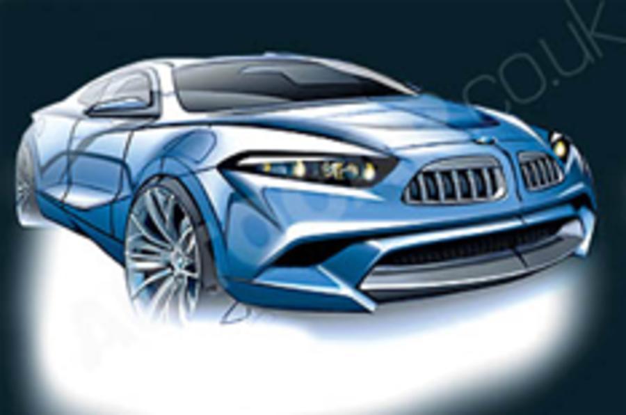 BMW's green supercar