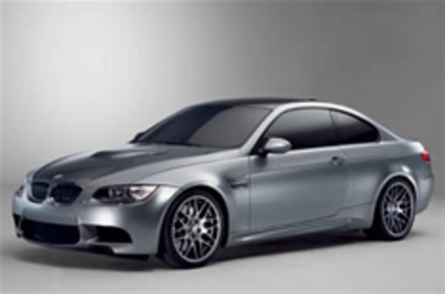 Listen to the next BMW M3