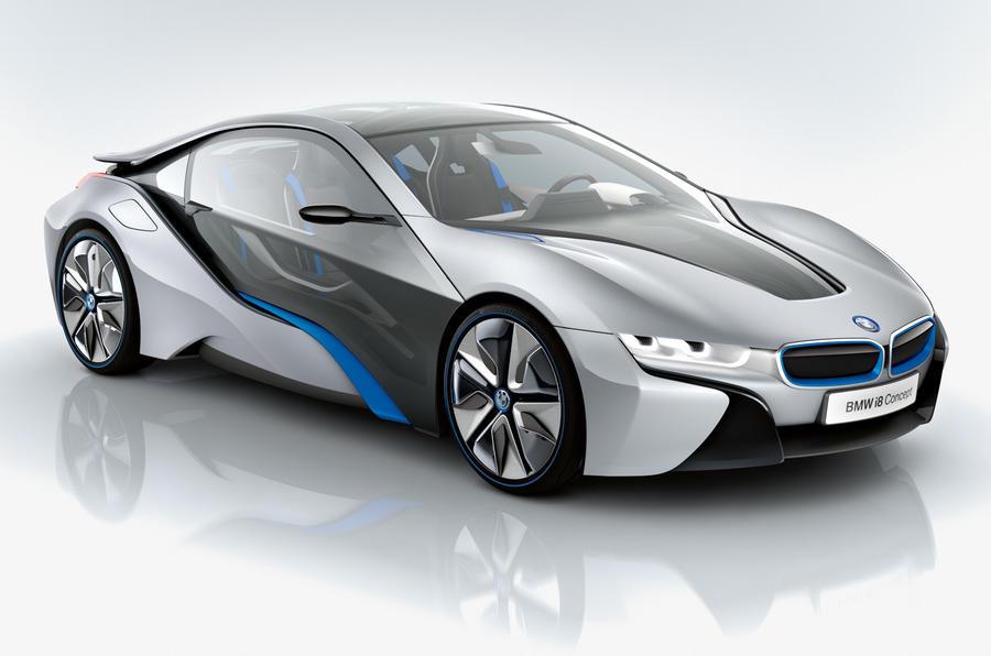 Frankfurt show - BMW's i sub-brand