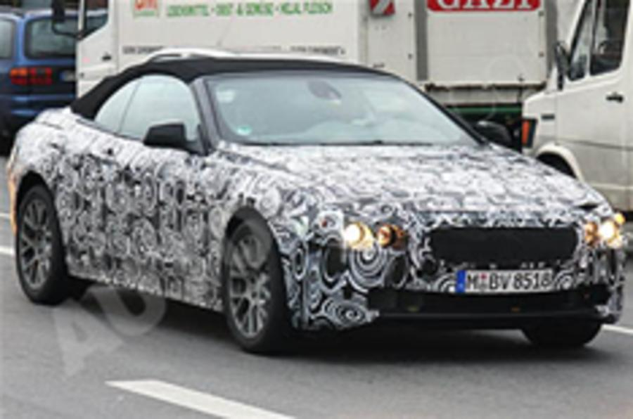 Spied: New BMW 6-series