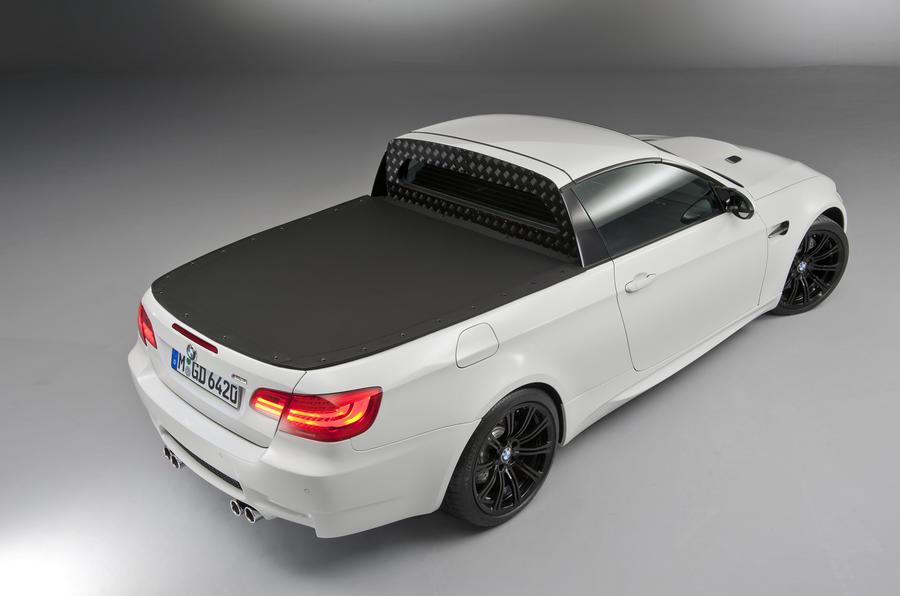 BMW reveals M3 pick-up