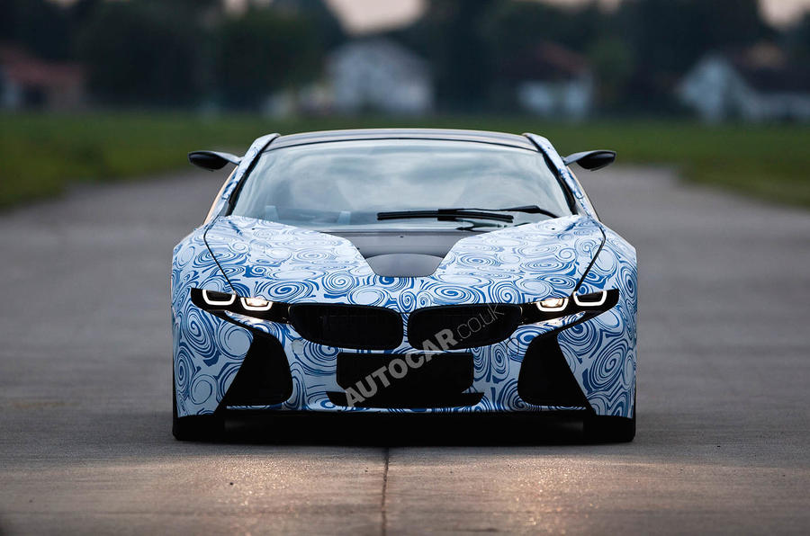 BMW confirms new eco-supercar