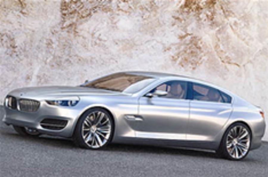 BMW cancels CS