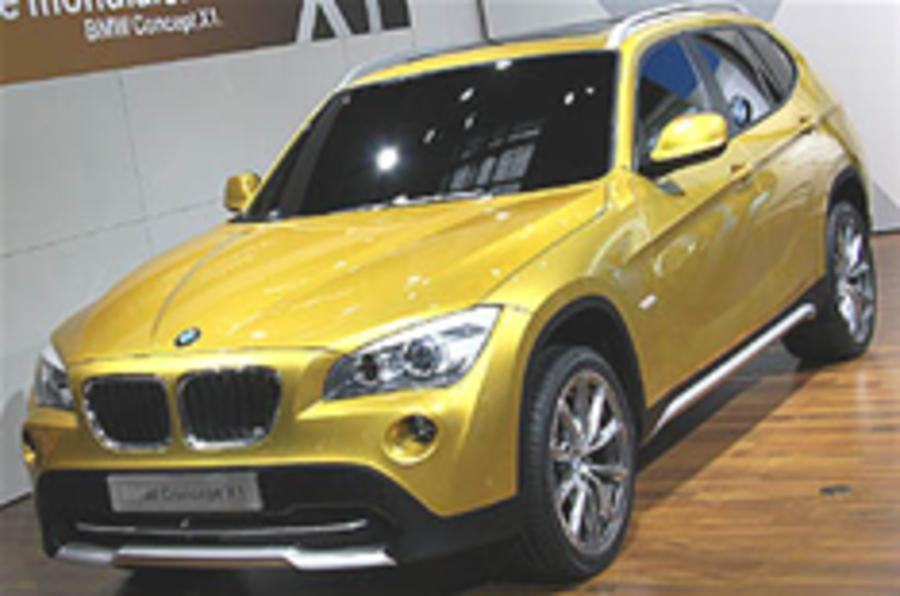 Inside story: BMW X1 goes RWD