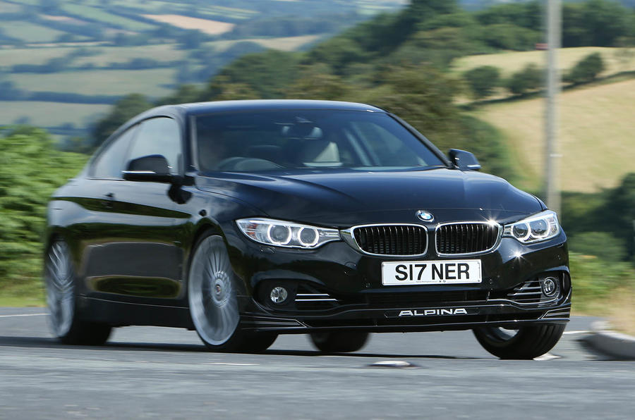 Comparison: BMW M4 versus M235i versus Alpina B4 Biturbo