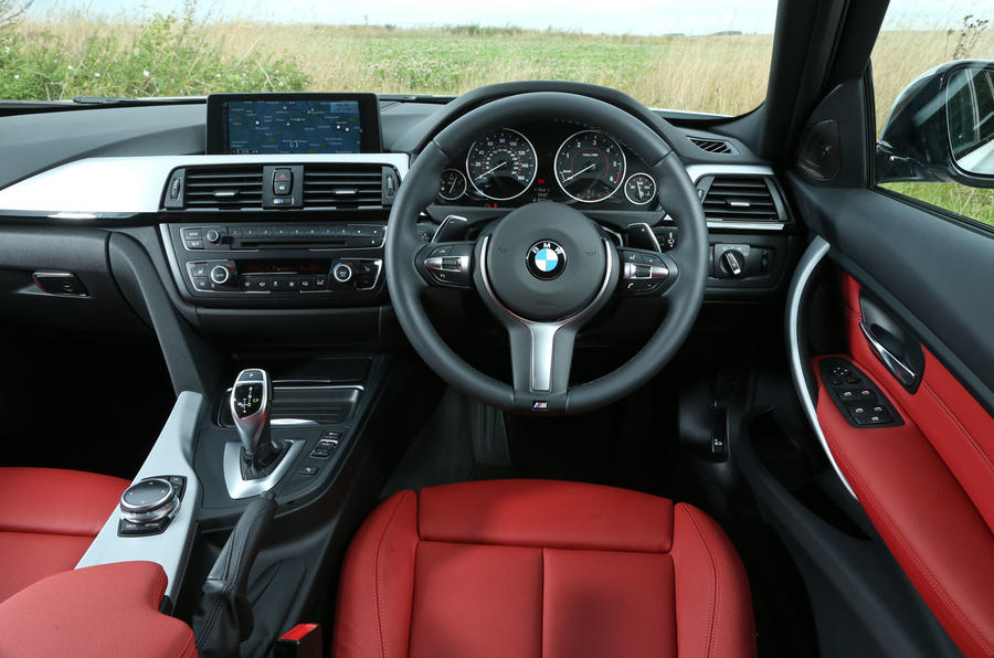 Comparison: BMW 420d Gran Coupe versus 330d saloon