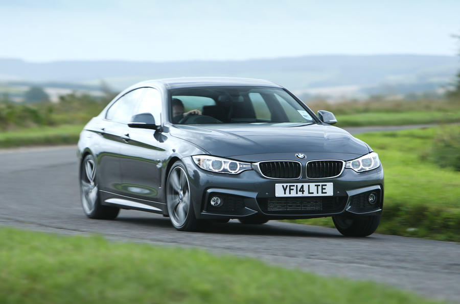 comparison bmw 420d gran coupe versus 330d saloon autocar. Black Bedroom Furniture Sets. Home Design Ideas
