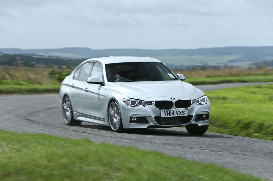 Comparison: BMW 420d Gran Coupe versus 330d saloon