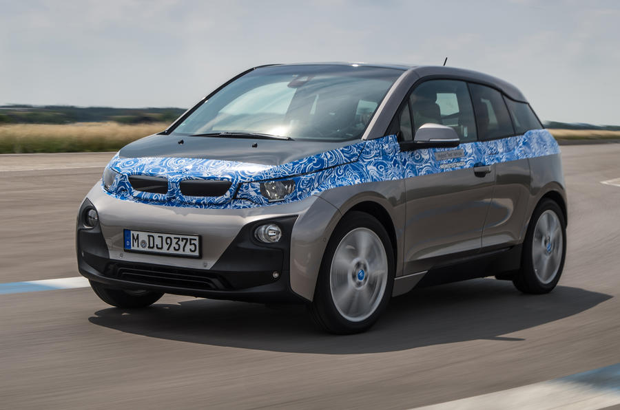 BMW i3 UK prices announced
