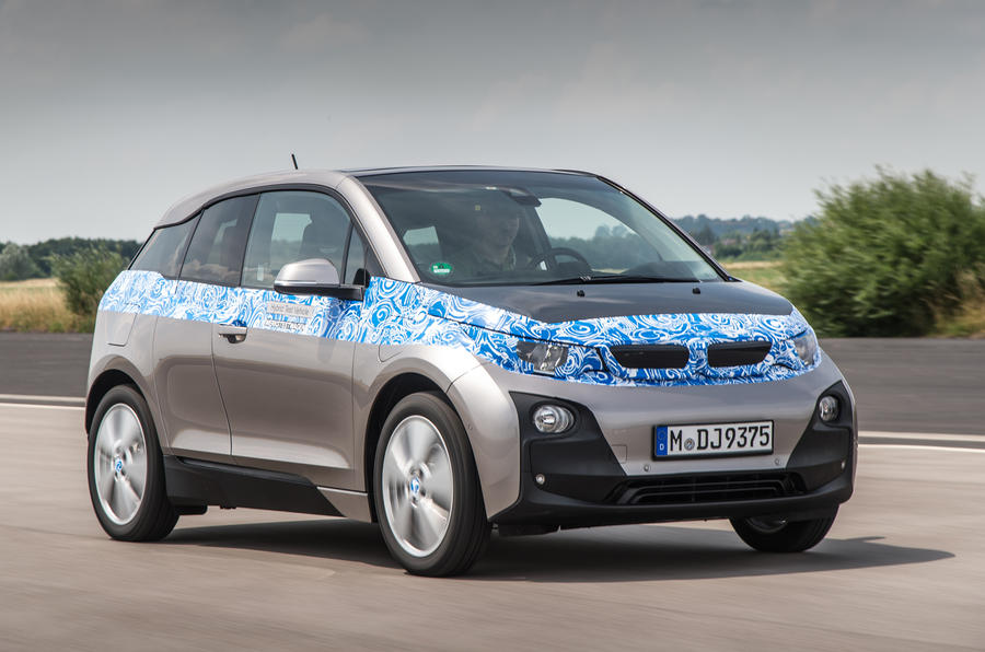 BMW i3 prototype first drive review