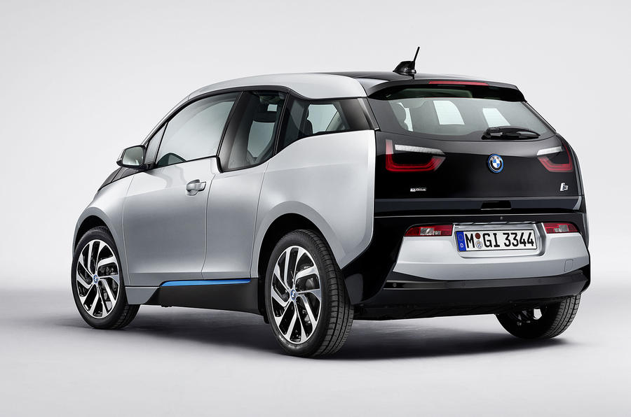 The road to the BMW i3