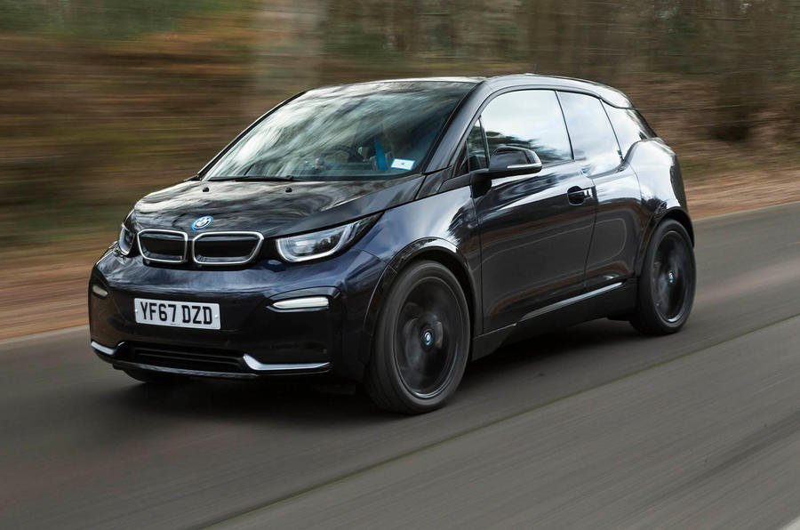Top 10 Best Electric Cars In Britain 2019 Autocar